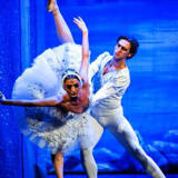 Russian Grand Ballet Performs 'Swan Lake' In Poughkeepsie