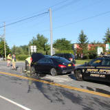 Separate Two-Car Crashes Occur On Route 6 Area Near Somers/Mahopac Border
