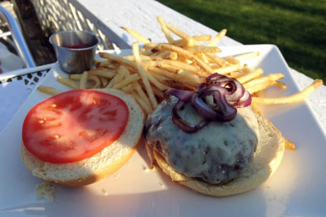 A poll and facebook discussion of burgers in the Lewisboro area topped this week's news.
