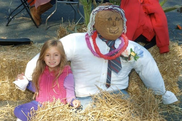 The scarecrow festival is coming to Scarsdale next month.