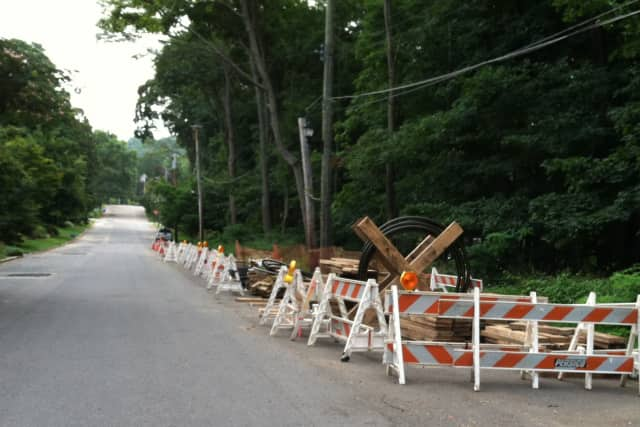 Con Edison's efforts to replace gas lines throughout Sleepy Hollow will most likely hit Sleepy Hollow Manor neighborhood next.