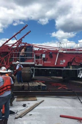 Feiner Expresses Concerns About Safety After Crane Collapse