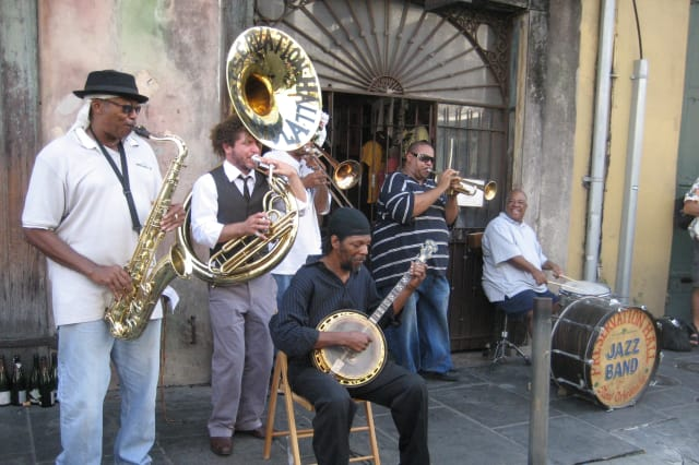 Preservation Hall Jazz Band will bring the sounds of New Orleans to Ridgefield on Thursday.
